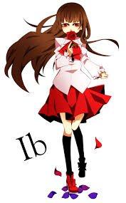 Présentation personnages: Ib (Ib)