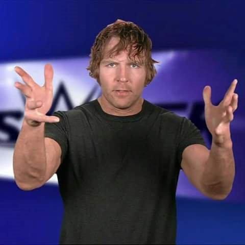 Litakaeloo - Dean Ambrose - Bloody Revenge