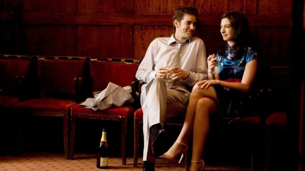 Dexter et Emma vont s'adorer, se séparer, se détester, se manquer… finiront-ils par comprendre qu'ils ne sont jamais aussi heureux que lorsqu'ils sont ensemble ?
