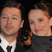 Christophe Mae et Nadege Sarron