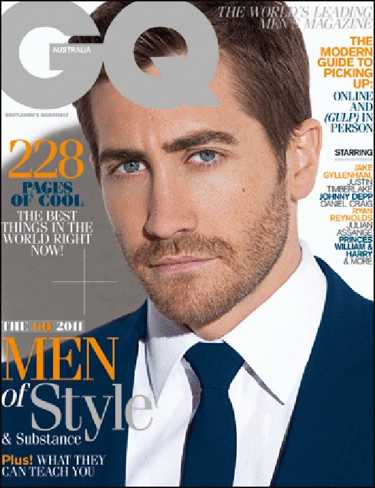 •Jake Gyllenhaal : l'un des hommes les mieux stylés du moment •