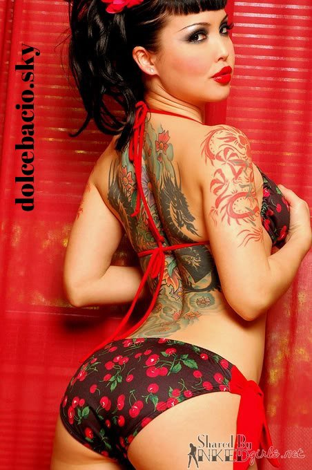 Red Asian