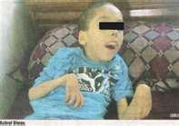 Achraf DIWAN enfant cobaye