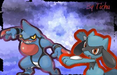 Montage Pokemon