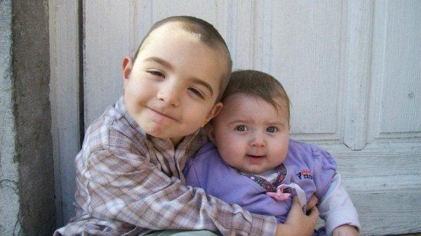 johakim et sa petite soeur