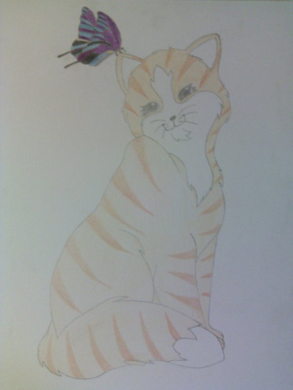 dessin pour ma filleule