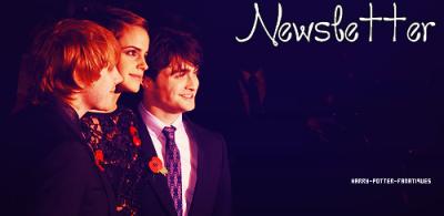 . La newsletter de http://Harry-Potter-fanatiques.skyrock.com/ .