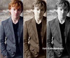 . Ron Weasley. .