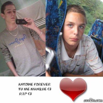 Antoine Rest In Peace :'(