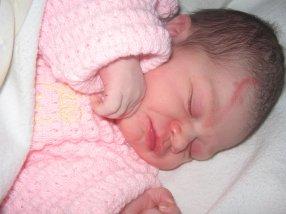naissance a justyne le 24 mai 2010