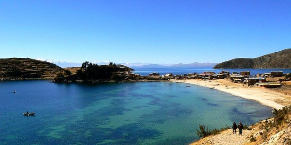 Lac Titicaca :