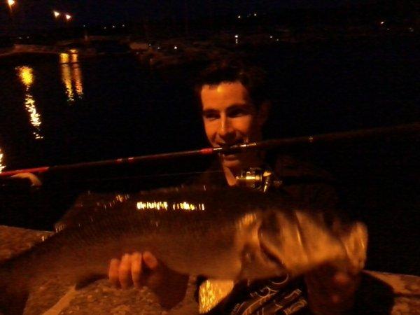 quelques poissons et autres pris cet été désoler pour le retard