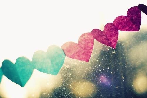 Heart in sugar