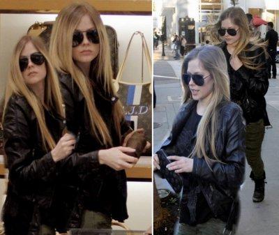 Avril's News