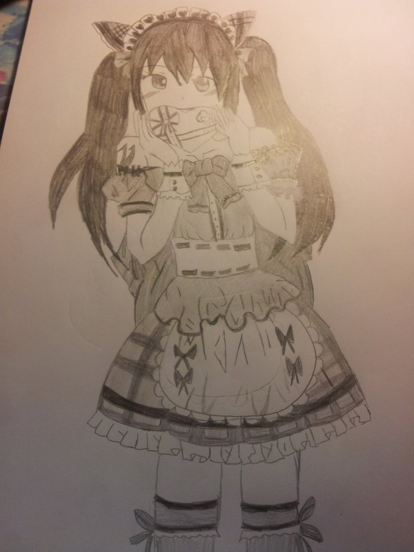 Fairy-Tail Dessin