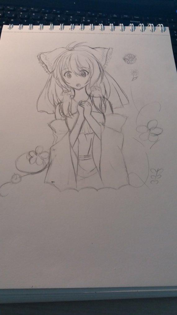 Esquisse dessin 1