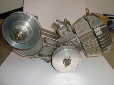 Motor Metrakit G2