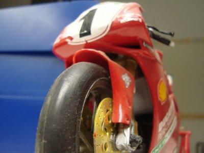 DUCATI 996 FOGGY