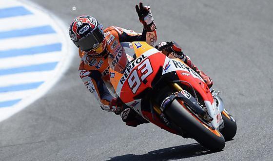 Marc Marquez  BEST MOTO GP ROOKIE
