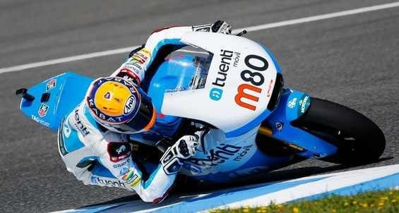 Tito Rabat Moto2
