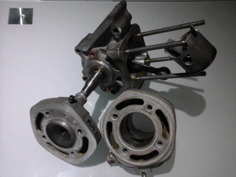 Moteur Hybrid Omega / Stage
