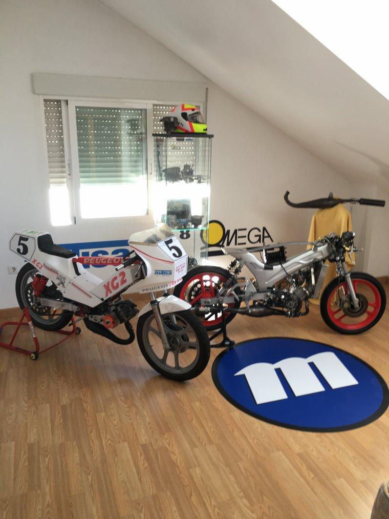 Mistral Ninja Nº8 & Peugeot XG2