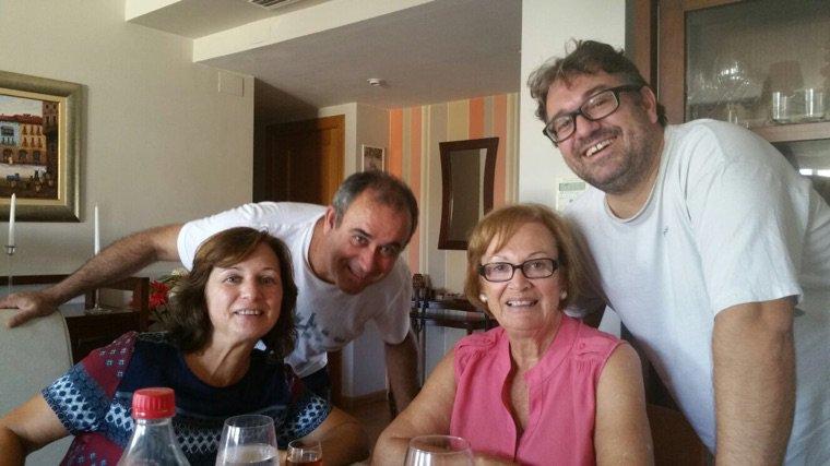 Lundi avec la Famille