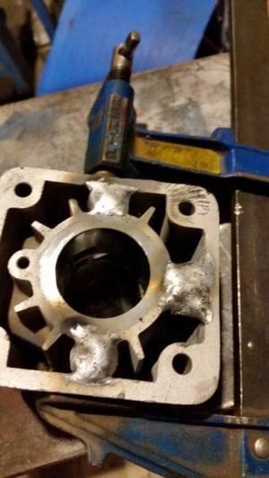 Cilindre réparer