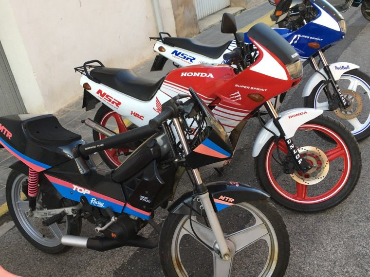 Exposition Moto