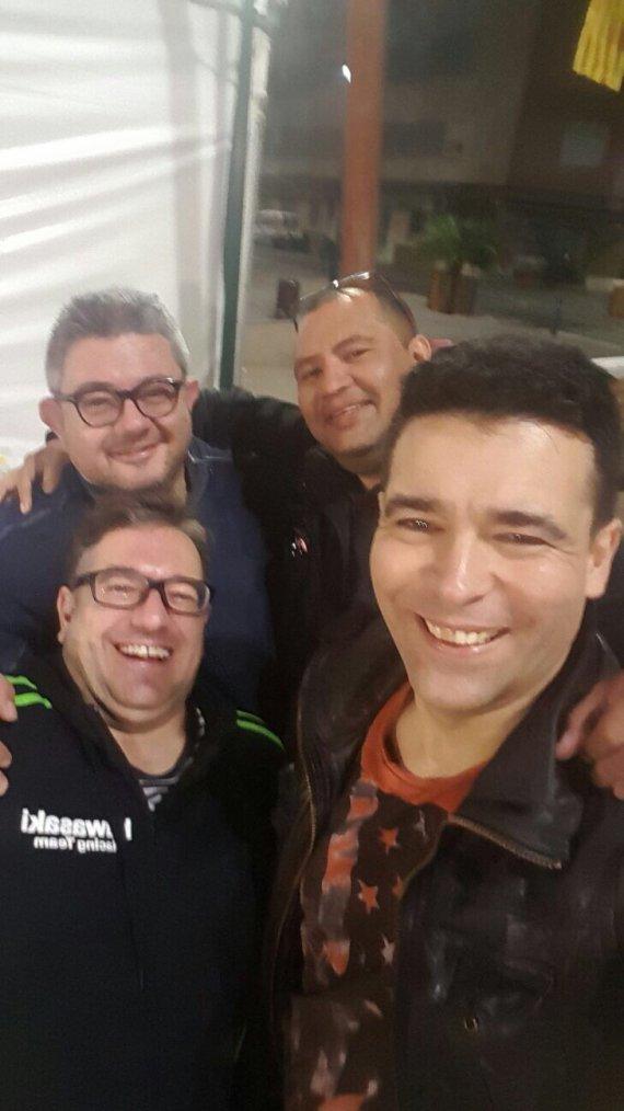 Dimanche Paella avec les ami