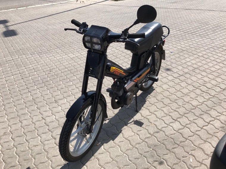 Ma petite Motogac Ónix
