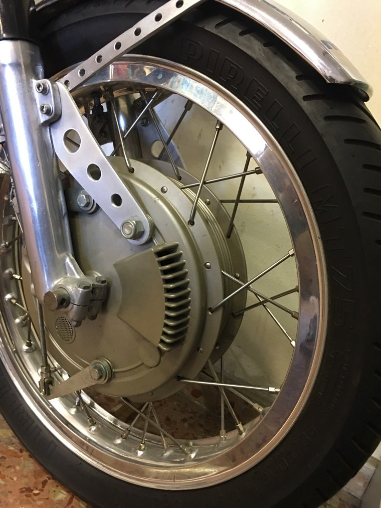 À vendre Bultaco 250 cc Metralla Kit América
