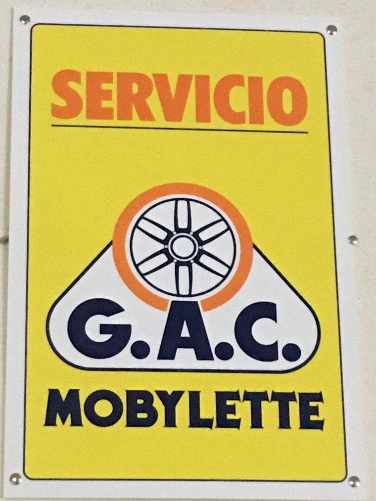 Mobylette & Motogac