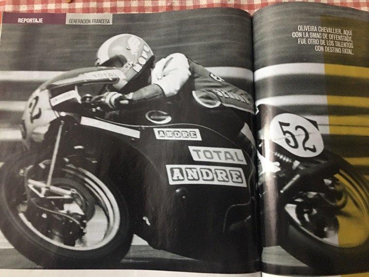 Motociclisme français historique