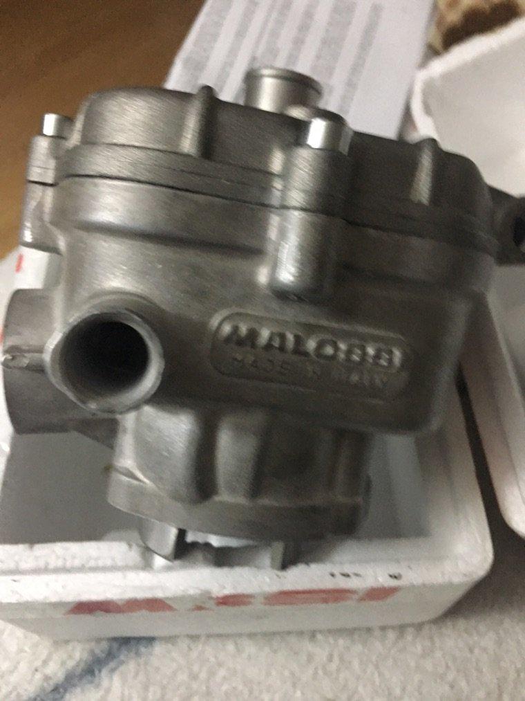 Malossi G2 & Gilardoni liquide