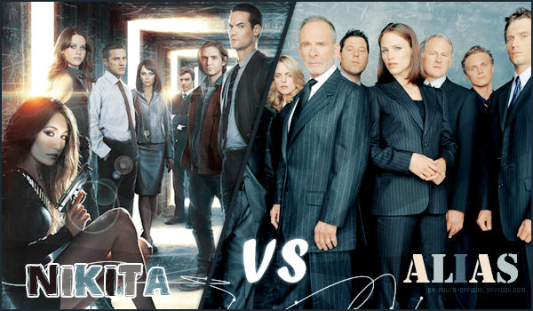 Nikita VS Alias