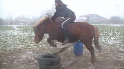 moi a cheval ( théodor )