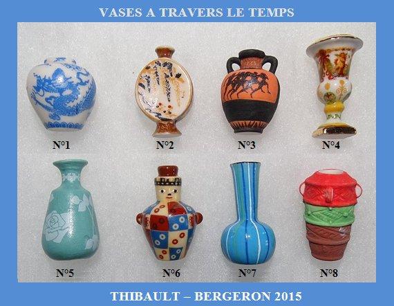 129 - VASES A TRAVERS LE TEMPS - 2015