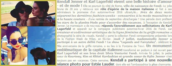 27/07/16 - Kendall se rendant à l'hotel Valencia puis au Racetrack en famille à San Diego !