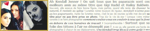 29/07/16  - Ken' Jenner seule, était dans les rues de Los Angeles - petite veste en jean - top !
