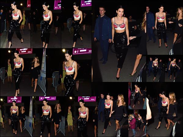 - ''23.05.17'-''─''Kendall Jenner quittait le soir le night-club « Gotha » avec Kourtney Kardashian dans Cannes ![/s#00000ize]C'est en compagnie d'une amie que la brunette a été photographiée à son arrivée, puis plus tard avec l'une de ses grandes s½urs, en quittant le club. -