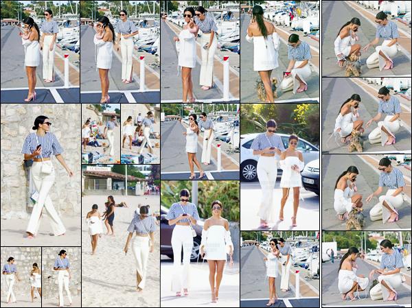 - ''23.05.17'-''─''Kendall Jenner était dans les « Belles Rives » avec Kourtney K. et une amie, dans les Antibes ![/s#00000ize]Les sorties ne cesses pas pour Kendall, qui passe son temps soit sur les yacht, soit dans les ports de plaisance sous le soleil. Je lui accorde un joli top. -