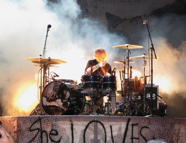 † Drums