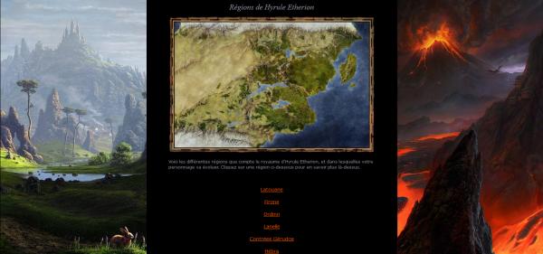 Publicité pour Hyrule-Etherion