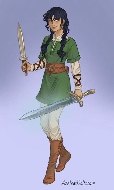 Si Epon s'habillait dans le même style que Link...