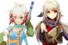 (Bonus AKC) Lorsque Tori et Kamryn atteignent le même niveau qu'Epon au combat en combinant leurs capacités...