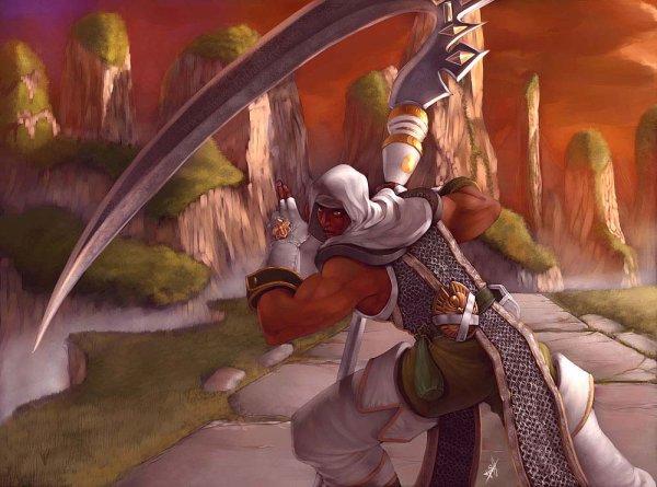 Gilgamesh, l'élu de la déesse Lato