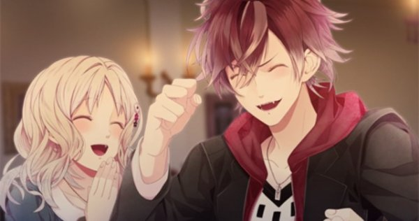 Diabolik Lovers CHAPITRE 3 D'accord ou pas D'accord