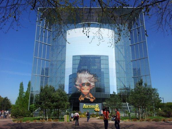 FUTUROSCOPE : LA FIN D'ARTHUR L'AVENTURE 4D