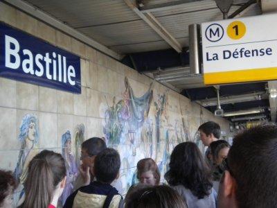 """STATION """"BASTILLE"""""""